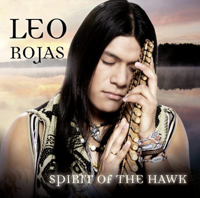 Leo Rojas  2012 Spirit Of The Hawk (L) 2012 Flying Heart (L)