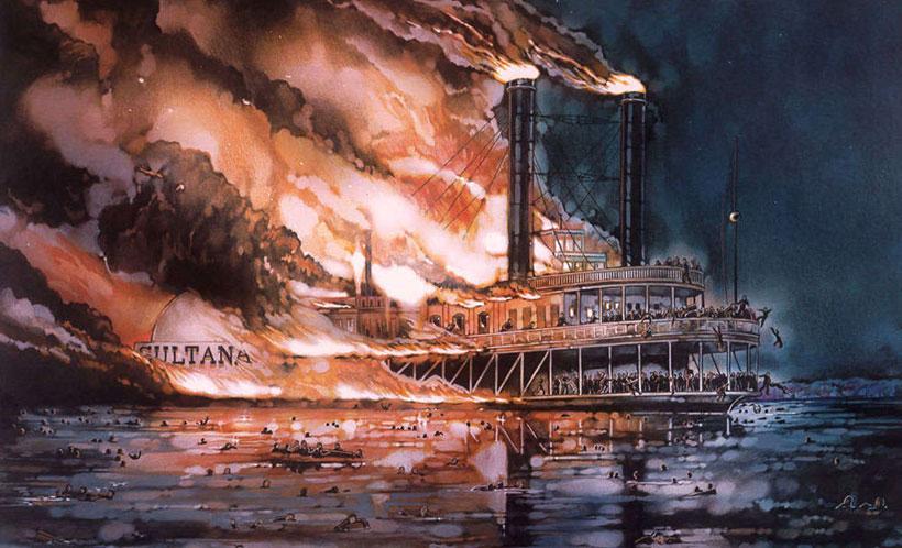 Кошмар на пароходе «Султанша»