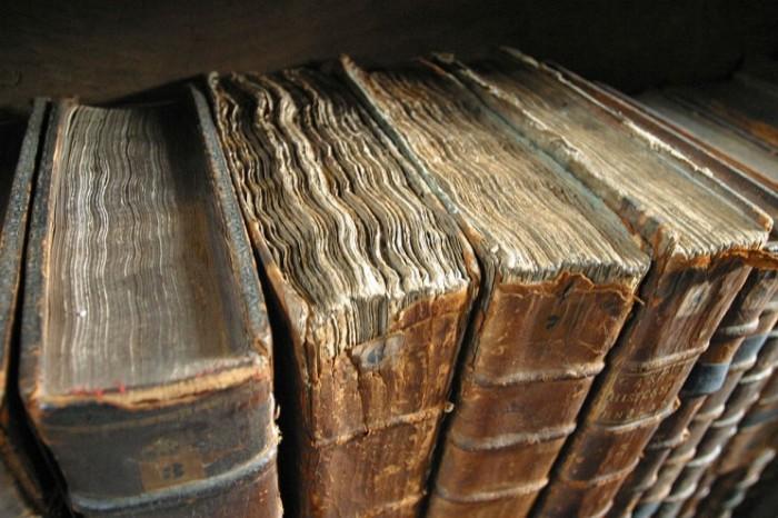 Книжный переплёт - древне-римское изобретение.